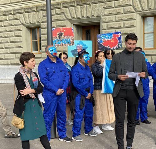 Contre la répression subie par les Ouïghours #51
